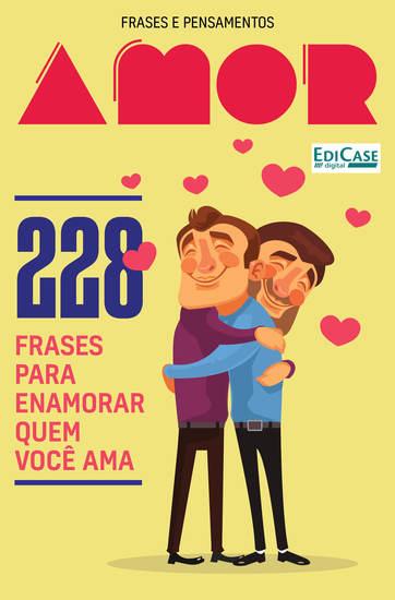 Frases e Pensamentos Ed 6 - Namorados - cover