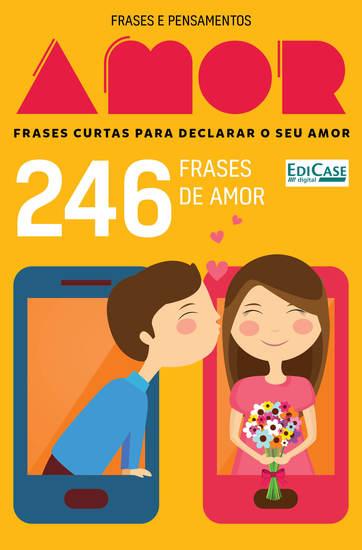Frases e Pensamentos Ed 8 - Frases de Amor - cover