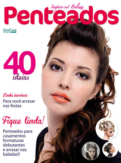 Inspire-se Beleza Ed 4 - Penteados - cover