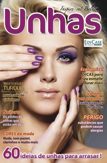 Inspire-se Beleza Ed 7 - Unhas - cover