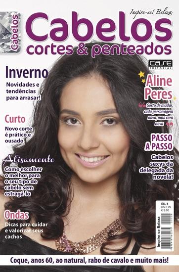 Inspire-se Beleza Ed 8 - Cortes e Penteados - cover