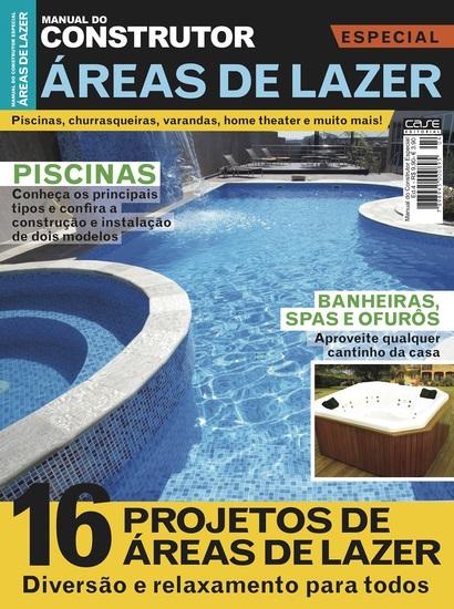 Manual do Construtor Especial Ed 4 - Áreas de Lazer - cover
