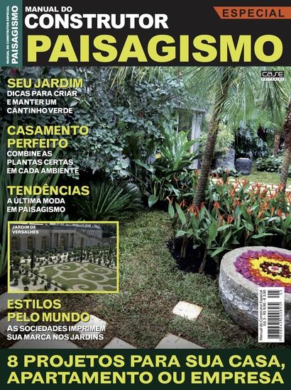 Manual do Construtor Especial Ed 5 - Paisagismo - cover