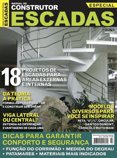 Manual do Construtor Especial Ed 7 - Escadas - cover
