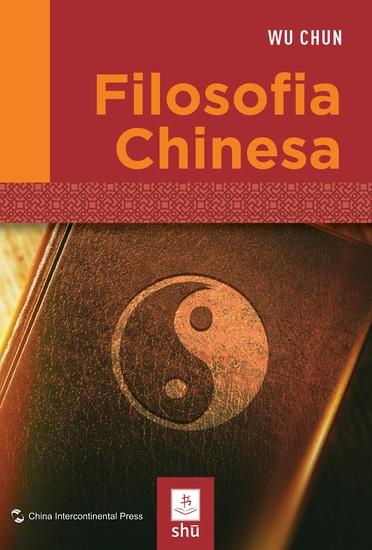 Filosofia chinesa - cover
