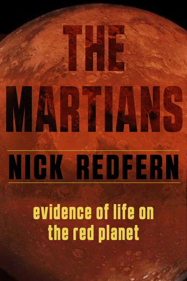 The Martians - Evidence of Life on the Red Planet - cover