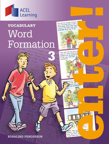 Word Formation 3 - cover