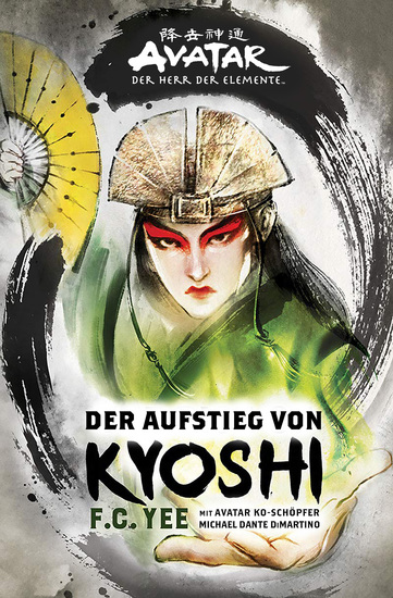 Avatar - Der Herr der Elemente: Der Aufstieg von Kyoshi - cover