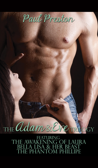 The Adam & Eve Trilogy - cover