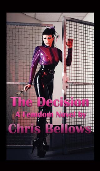 The Decision A Femdom Novel - cover