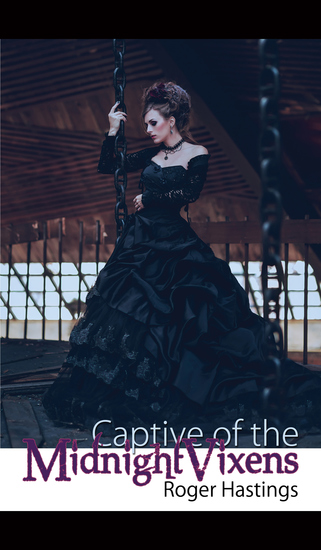Captive of the Midnight Vixens - cover