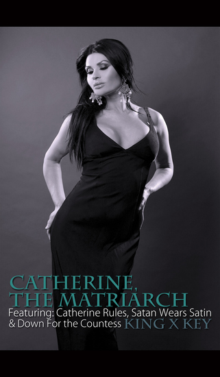 Catherine The Matriarch - cover