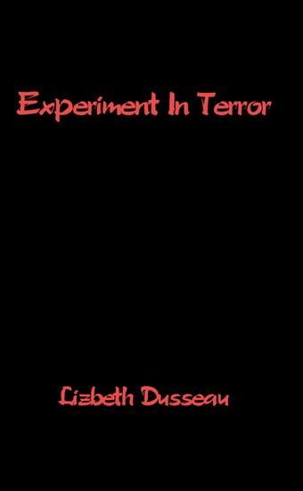 Experiment In Terror - cover