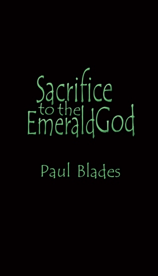 Sacrifice To The Emerald God - cover