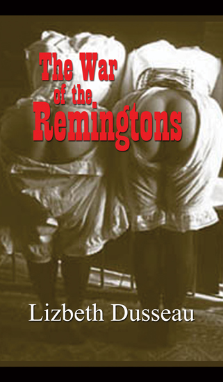 The War of the Remingtons - cover
