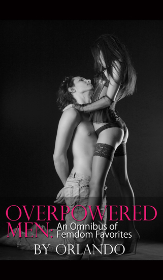 Overpowered Men - cover