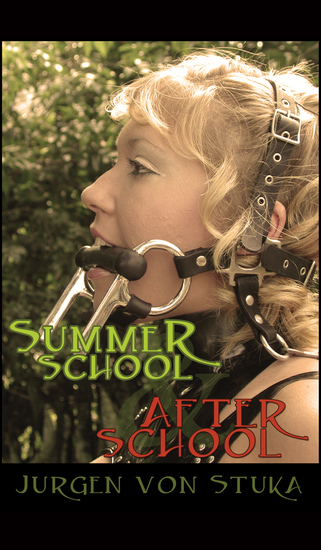 Summer School & After School The Ponygirl Omnibus Edition - cover