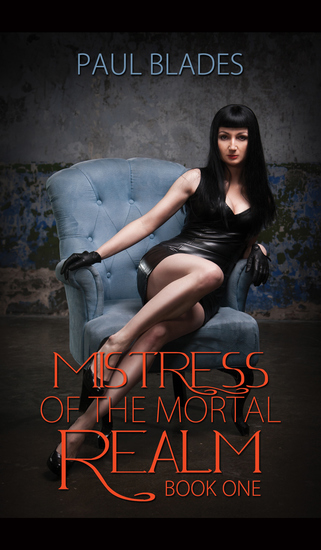 Mistress of the Mortal Realm Book One - cover