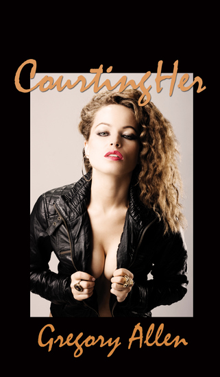 Courting Her A Femdom Novel - cover