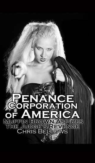 Penance Corporation of America - cover