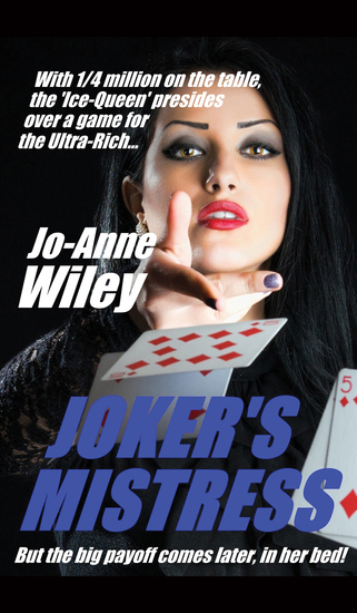 Joker's Mistress - cover