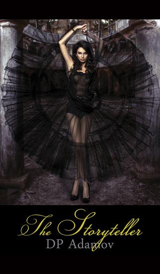 The Storyteller - cover