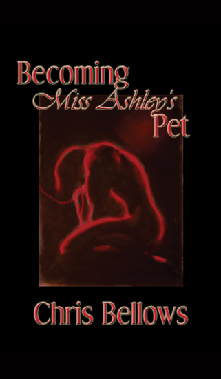 Becoming Miss Ashley's Pet - cover