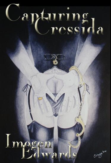 Capturing Cressida - cover