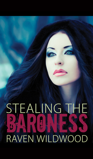 Stealing The Baroness - cover