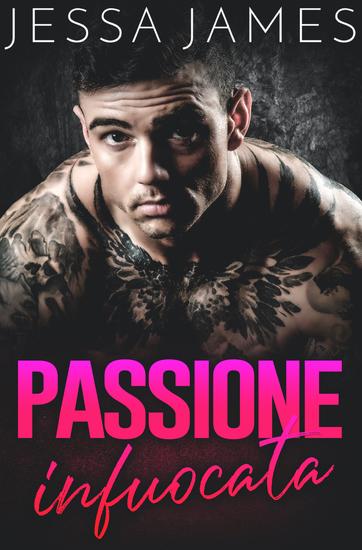 Passione infuocata - cover