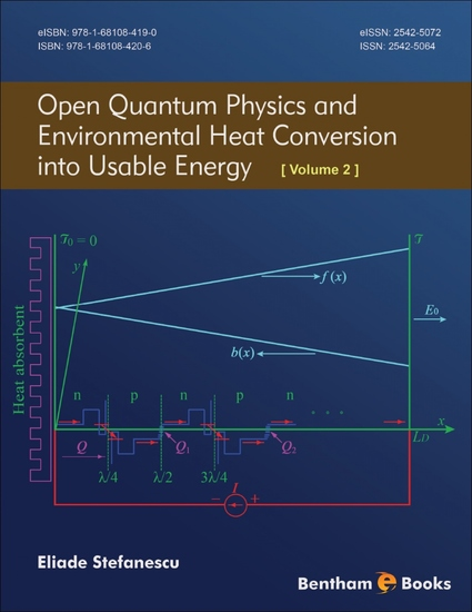 Open Quantum Physics and Environmental Heat Conversion into Usable Energy: Volume 2 - cover