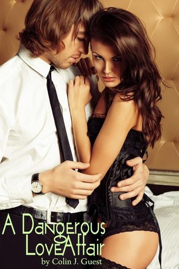 A Dangerous Love Affair - cover