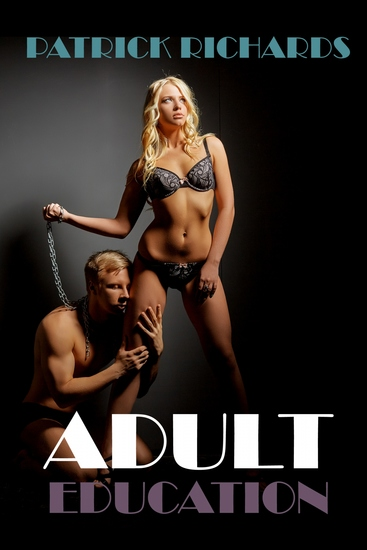 Adult Education - cover