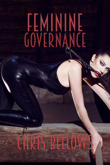Feminine Governance - cover