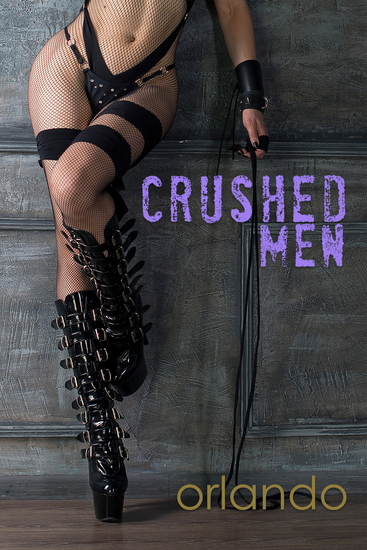 Crushed Men - cover