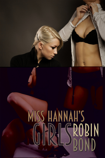 Miss Hannah's Girls - cover