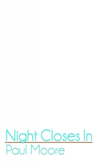 Night Closes In - cover