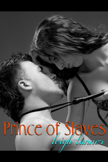 Prince of Slaves - cover