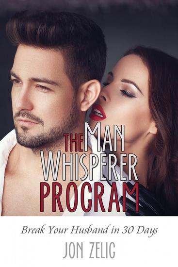The Man Whisperer Program - cover