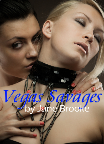 Vegas Savages - cover