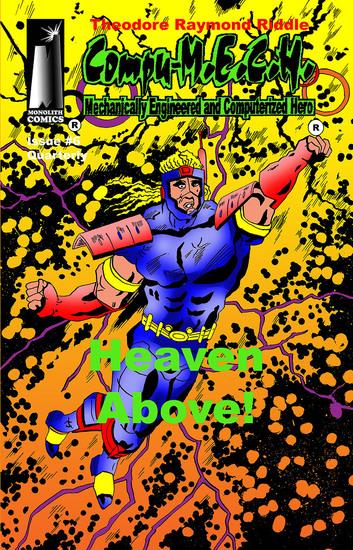Compu-MECH Quarterly - Heaven Above! - cover