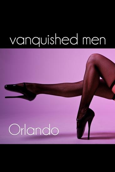 Vanquished Men - cover