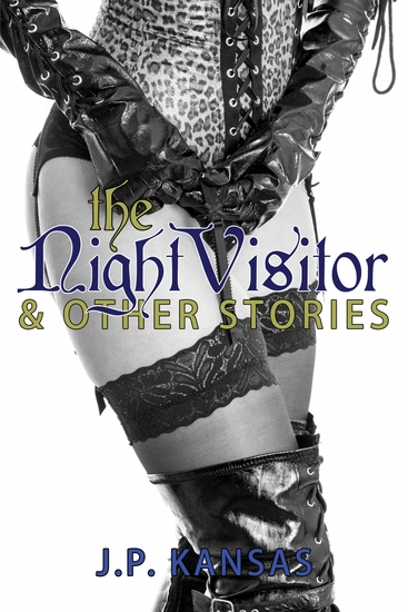 The Night Visitor & Other Erotic Stories - cover