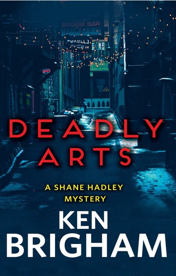 Deadly Arts - cover