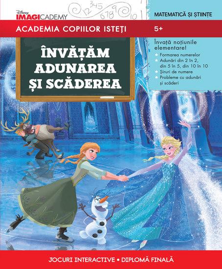 Invatam Adunarea Si Scaderea - cover