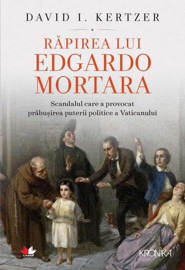Rapirea Lui Edgardo Mortara - cover