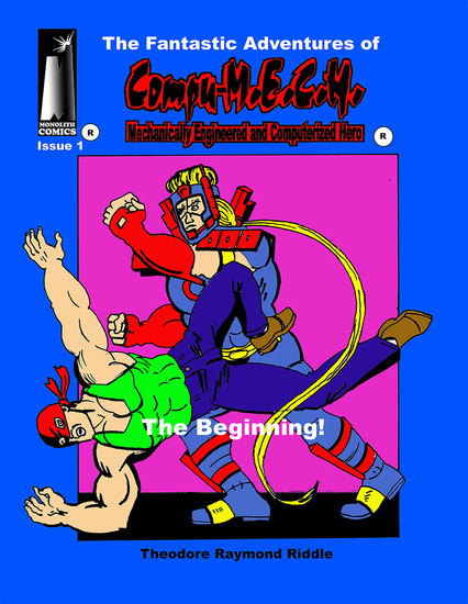 The Fantastic Adventures of Compu-MECH] - The Beginning! - cover