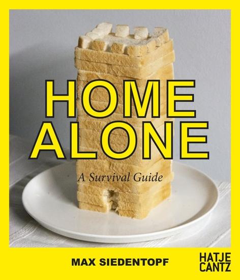 Max Siedentopf - Home Alone Survival Guide - cover