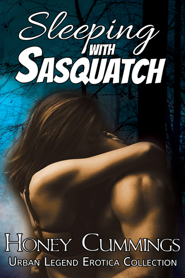 Sleeping with Sasquatch - cover
