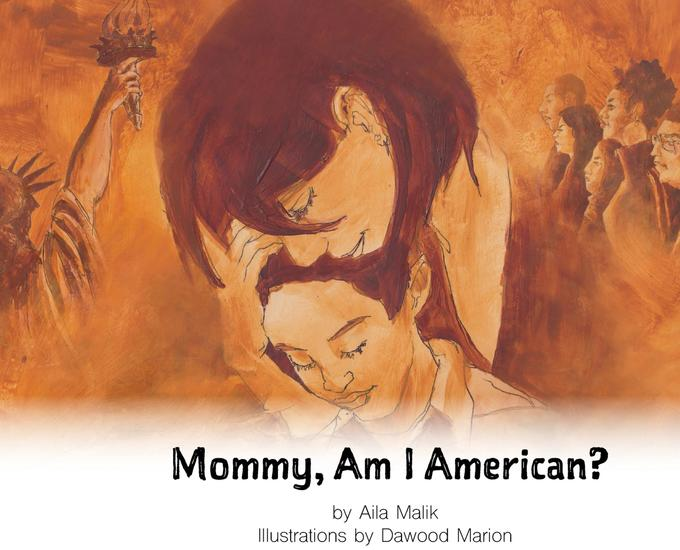 Mommy Am I American? - cover
